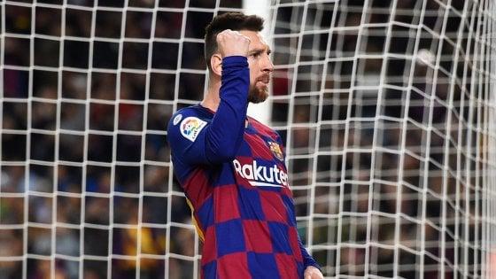 Barcellona, Abidal: ''Contratto Messi sarà rinnovato, Neymar resta una opzione''