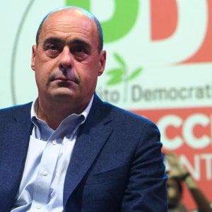 """Pd, Zingaretti: """"Approvare ius soli e ius culturae. Ci batteremo per cancellare i decreti Salvini"""""""