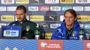 Nazionale, Mancini pensa già alle scelte: ''Sarà dura lasciare qualcuno a casa'' video