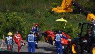 Gp Brasile, caos Ferrari: Vettel-Leclerc vengono a contatto e si 'eliminano'. Vince Verstappen  di VINCENZO BORGOMEO