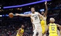 Basket Nba: Melli trascina New Orleans. Lakers ok con LeBron, stop per Boston