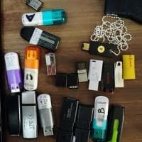 Assange, le foto dei dispositivi di Stefania Maurizi spiati dalla Uc Global