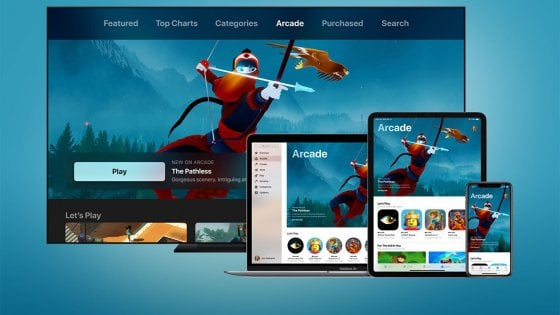 Stadia, Apple Arcade, PlayStation Now: la nuova epoca d'oro dei videogame