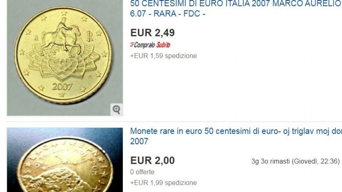 """Gli italiani a caccia dei 50 centesimi del 2007. """"Sono rari"""".  L'esperto Gigante: """"Attenti alle bufale"""""""