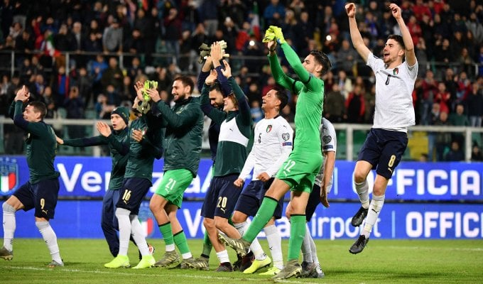Euro 2020; Italia-Armenia 9-1: gli azzurri centrano l11° successo di fila