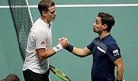 Tennis, Coppa Davis: lItalia inizia male, il Canada vince 2-1