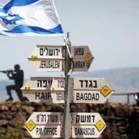 Israele, sventato attacco dalla Siria alle alture del Golan