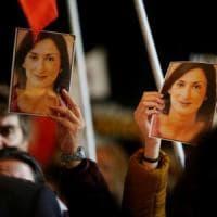 Omicidio Caruana Galizia, Muscat concede grazia a intermediario arrestato a Malta. Ma...