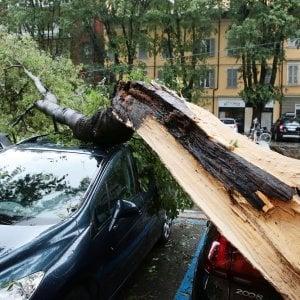 Meteo, nuovo ciclone sull'Italia. Migliora il tempo in Trentino-Alto Adige, riaperta la la strada stalale nella Val Badia