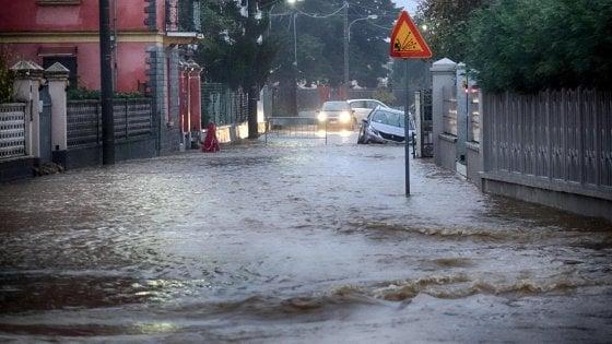 Maltempo, nel 2018 in Italia ci sono stati 148 eventi estremi