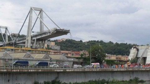 """Rep: """"Il Ponte Morandi è a rischio crollo"""". Il report del 2014 ignorato da Atlantia"""