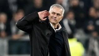 Il ritorno di Mourinho: è il nuovo allenatore del Tottenham