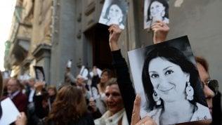 Caruana Galizia, arrestato il mandante omicidio: è uomo d'affari sul quale indagava