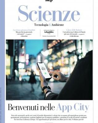 Benvenuti nelle App City