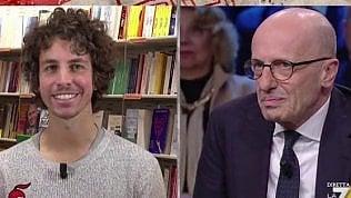 "Sardine a Sallusti: ""Salvini fragile, battuto da quattro ragazzi"""