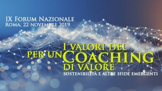 A Roma il IX Forum nazionale dellAICP per ribadire limportanza del coaching