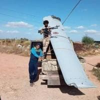 Libia, precipitato drone spia italiano