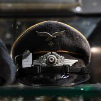 I cimeli nazisti messi all'asta a Monaco dalla Hermann Historica Memorabilia House