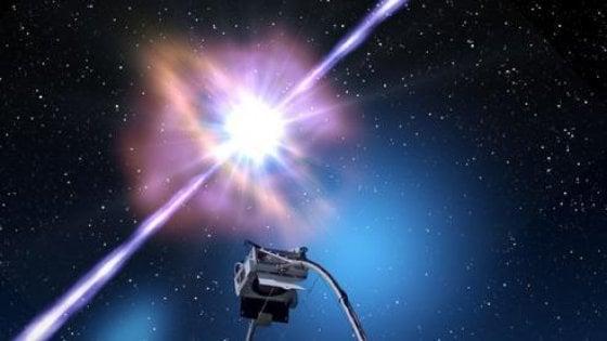 Catturata la luce cosmica più brillante mai vista