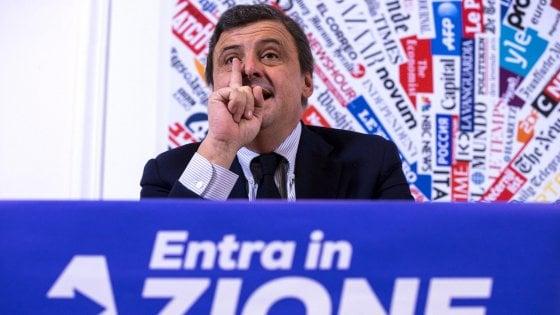 """Carlo Calenda fonda Azione e punta al 10 per cento: """"Pd e renziani riformisti rammolliti. Errore fare il governo"""""""