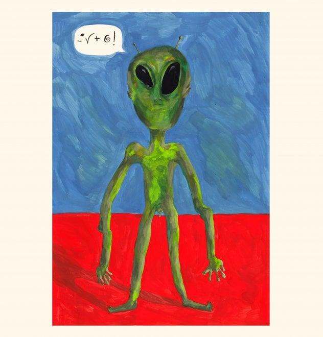 Affari di ZUZU e gli alieni