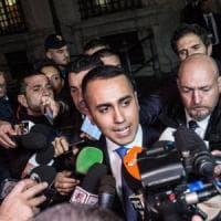 """Regionali, Di Maio: """"Nessuna ripercussione sul governo"""""""