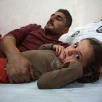 Siria, otto bambini uccisi e decine di feriti in un campo di sfollati