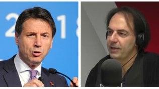 """Marcorè è identico a Conte: """"Quattro ore per fare il premier"""""""