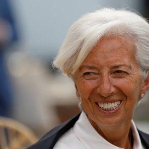Bce, Lagarde: Politica fiscale è fattore chiave per l'Eurozona, governi agiscano con più investimenti