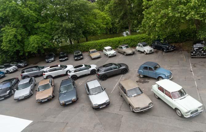Citroën, cento anni all'insegna del comfort