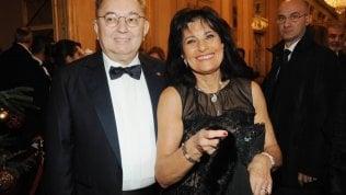La moglie di Giorgio Squinzi muore 50 giorni dopo il marito