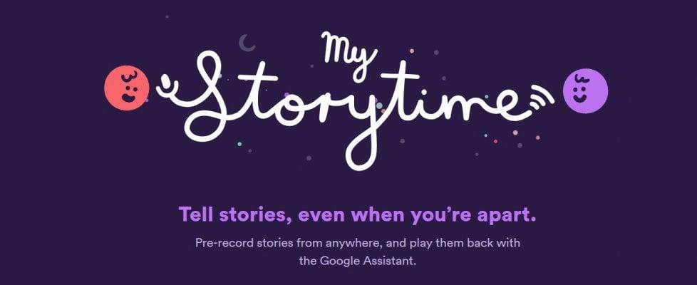 Con Google i genitori lontani raccontano la favola della buonanotte ai figli