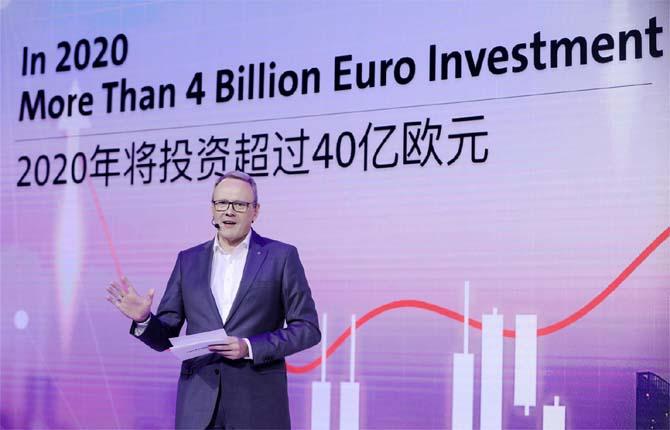 Così Volkswagen investe sul mercato cinese