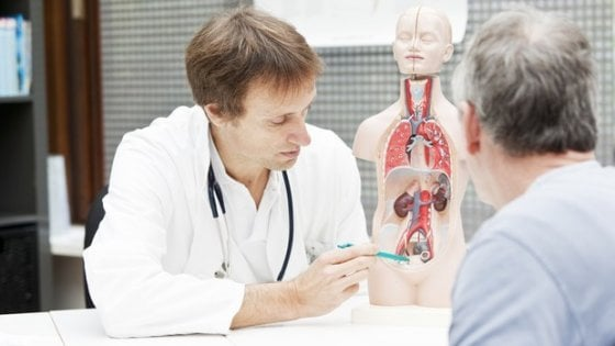 cure ambulatoriali prostatite