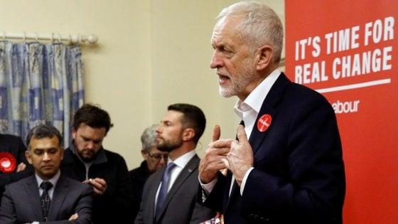 Brexit, Corbyn resterà neutrale in caso di secondo referendum