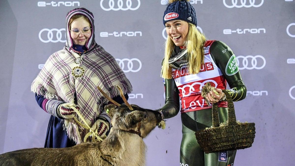 Sci, Mikaela Shiffrin nella storia: 41 vittorie in slalom, una più di Stenmark