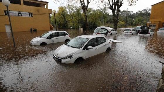 Francia, piogge record e alluvioni in Costa Azzurra. Due