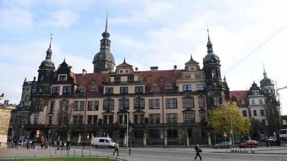 """Germania, furto miliardario nel Castello di Dresda: """"Il più clamoroso della storia del dopoguerra"""""""