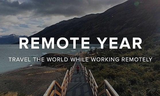 Remote Year, il giro del mondo si può fare anche mentre si lavora