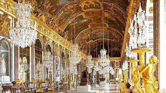 Parigi. Un albergo a Versailles. Per sentirsi un po' Roi Soleil