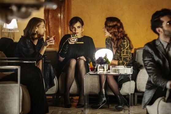 """'Il processo', la coppia Puccini-Scianna è in giallo: """"Andando avanti, come nella realtà, si è innocentisti o colpevolisti"""""""