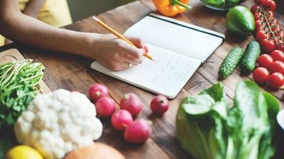 alimenti dietetici ricchi e facili