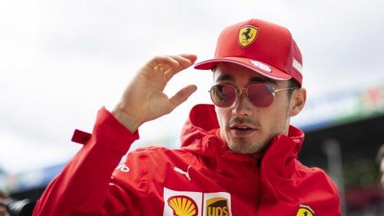 F1, Ferrari; Leclerc: ''Tutto chiarito con Vettel, saremo meno aggressivi''