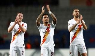 Istanbul Basaksehir-Roma 0-3: Veretout, Kluivert e Dzeko lanciano i giallorossi verso la qualificazione