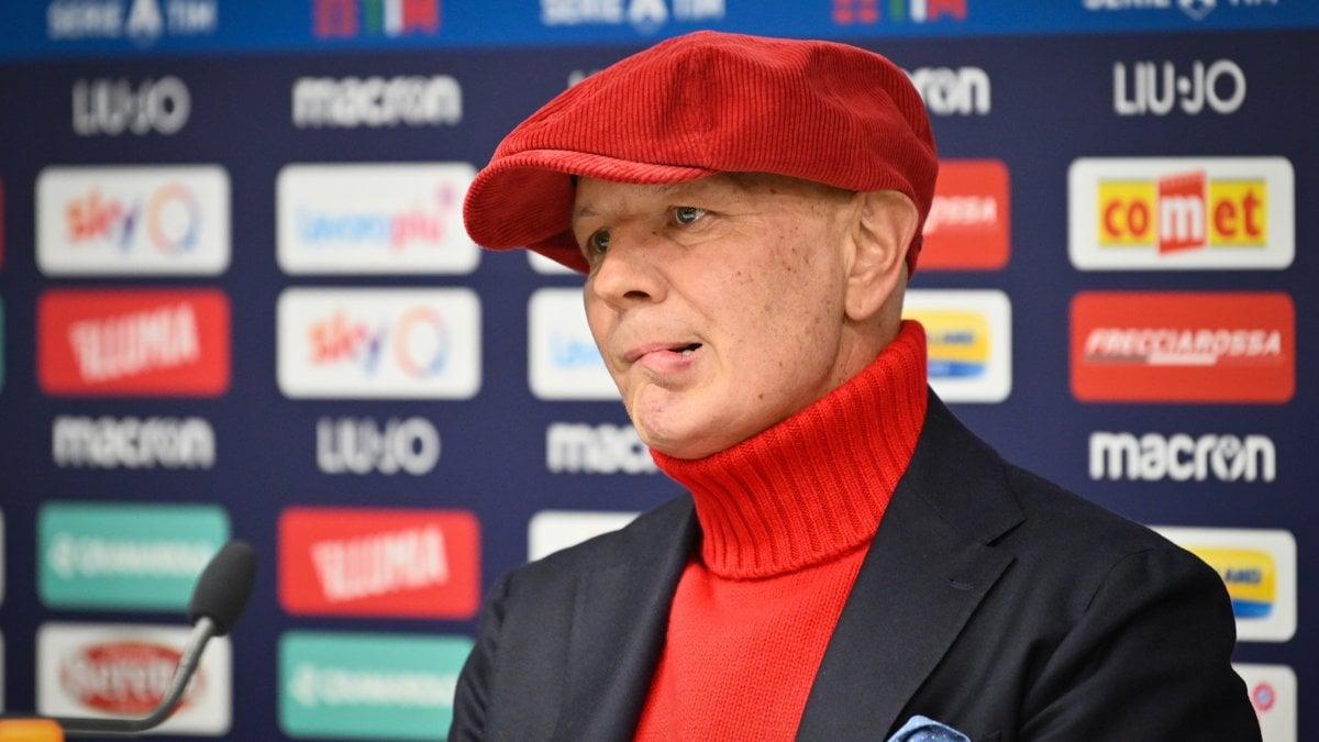 Bologna, Mihajlovic racconta la malattia: ''Non ho più lacrime, mi sono rotto di piangere''