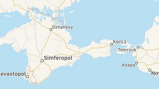 La guerra nelle mappe, Apple riesaminerà la scelta di mostrare la Crimea come parte della Russia