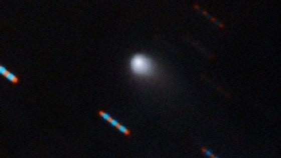 Nel cielo di dicembre la prima cometa di Natale interstellare