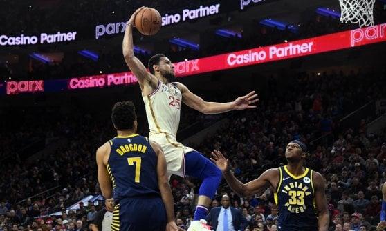 Basket Nba: super Harden trascina i Rockets. 11 vittorie di fila per i Bucks