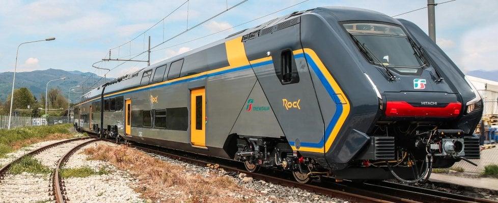 Treno batte auto: farà fuori quasi mezzo milione di vetture entro tre anni