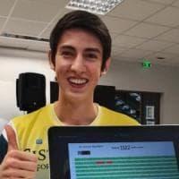 """Cina, il ventenne Andrea Muzii è il nuovo campione del mondo di memoria: """"Basta solo..."""